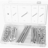 Buy cheap 31791100PC 6mm HIGH TENSILE BOLT & NUT ASSORTMENT from wholesalers