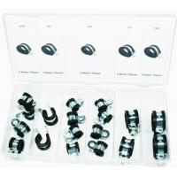 Buy cheap 3186018PC RUBBER INSULATED CLAMP ASSORTMENT from wholesalers