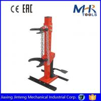 Buy cheap 1Ton Auto Tool Manual Operated Vertical Hydraulic Strut Coil Spring Compressor from wholesalers