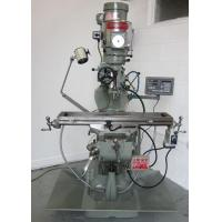 Buy cheap Bridgeport Turret Milling Machine - Refurbished - See Video from wholesalers