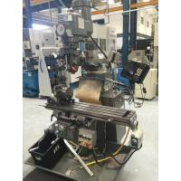 Cheap Semco Turret Milling Machine, 2 Axis Anilam Wizard 800 Digital Read Out, Power To X Axis wholesale