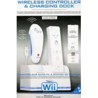 Cheap Wii Wireless Controller & Charging Dock wholesale