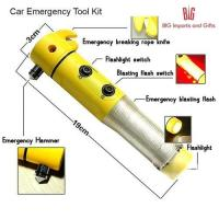 Cheap Car Emergency Tool Kit with Torch wholesale
