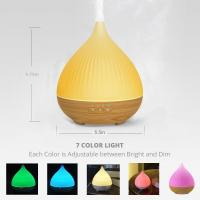 Cheap Wooden Essential Oil Humidifier wholesale