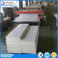 Cheap PP hollow corrugated plastic protection floor sheet wholesale