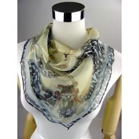 Cheap Deals 100% Pure Silk Georgette Neck Hair Scarf wholesale