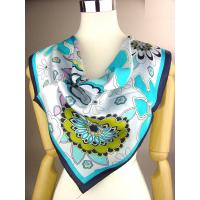 Cheap Deals 100% Pure Silk Satin Neck Hair Scarf wholesale