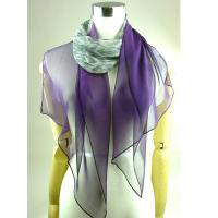 Cheap Fashion Large Chiffon Long Scarf Wrap wholesale