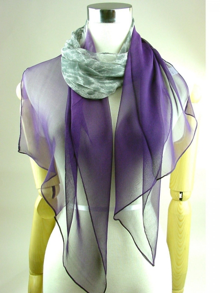 Quality Fashion Large Chiffon Long Scarf Wrap for sale