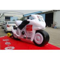 Cheap Giant Replica Motorbike PVC Inflatable Toy Motorcycle Model wholesale