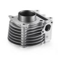 Cheap Aluminum Motorcycle Engine Block , 125cc Cylinder For Yamaha 110 Scooter for sale