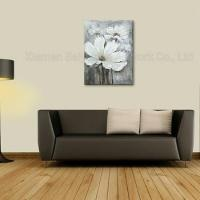 Cheap Handpainted Abstract Flower Oil Painting On Canvas wholesale