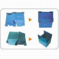 Cheap Collapsible Plastic Pakage Boxes for sale