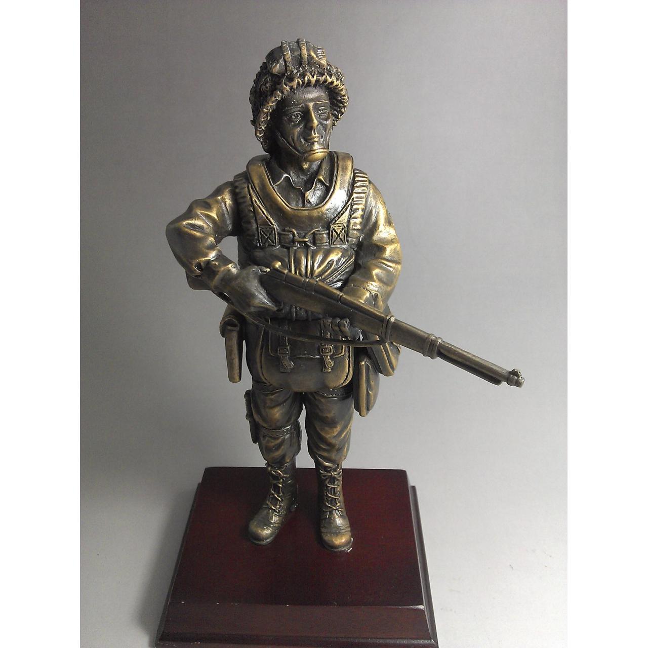 Buy cheap Pewter Figures are 18cm model from wholesalers