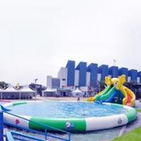 Cheap inflatable water park wholesale