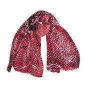 Cheap 100% polyester woven scarf wholesale
