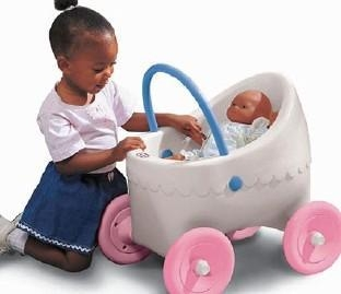 Quality Activity Play Little Tikes Classic Doll Stroller Product Code: LT4478 for sale