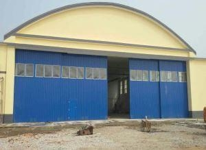 Quality Metal Helicopter Hangar Steel Structures Building for sale