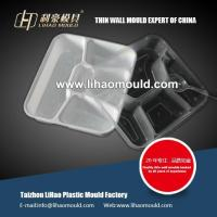 Cheap thin wall mould for dishware solution wholesale