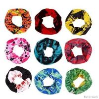 Cheap Multi-function Fashion Seamless Gift Bandana Buff Scarf wholesale