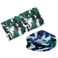 Cheap Multi-function Fashion Seamless Headwear Scarf wholesale