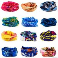 Cheap Magic Multi-function Seamless Tube Scarf wholesale