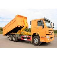 Hook Arm Garbage Truck