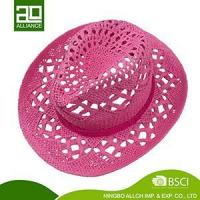 Cheap KIDS ACCESSORIES KIDS STRAW HAT-9 wholesale