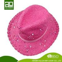 Cheap KIDS ACCESSORIES KIDS STRAW HAT-7 wholesale