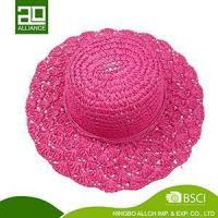 Cheap KIDS ACCESSORIES KIDS STRAW HAT-6 wholesale