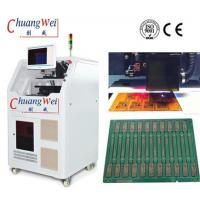 Cheap High Quality PCBA Laser Separator PCB Laser Cutting Machinery,CWVC-6 wholesale