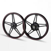 Overall alloy wheel WAVE 125S