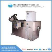 Cheap Wastewater Treatment Low Price Oil Separator for Wastewater wholesale