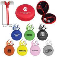 Buy cheap Colorful Premium Ear Bud Round Case from wholesalers