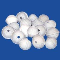 Buy cheap Curve perforated ball from wholesalers