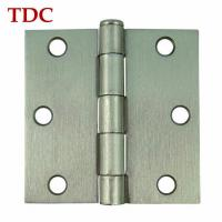 Buy cheap Square Corner Metal Hinge With Best Price from wholesalers