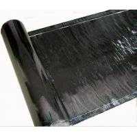 MDS-sided composite polyester waterproofing membrane