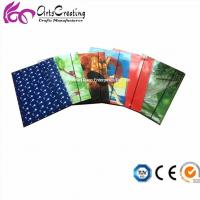 Pattern Design Paper File Folder