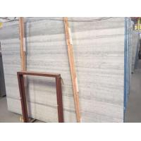 Cheap Blue Wooden Marble Slabs wholesale