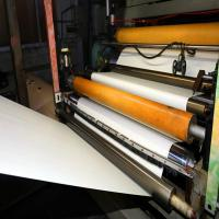 Cheap White High Gloss with PVC Film wholesale