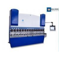 Products Full Automatic CNC Control Hydraulic Press Brake