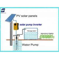 Solar System High-Efficiency Solar Powered Deep Well Water Pump System
