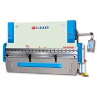 Buy cheap WF67K series hydraulic plate bending machine from wholesalers