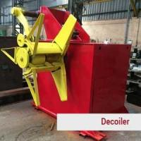 Press Automation System Decoiler