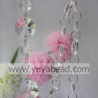 Various of 30mm&18mm Acrylic Crystal Bead Strands--YZA090