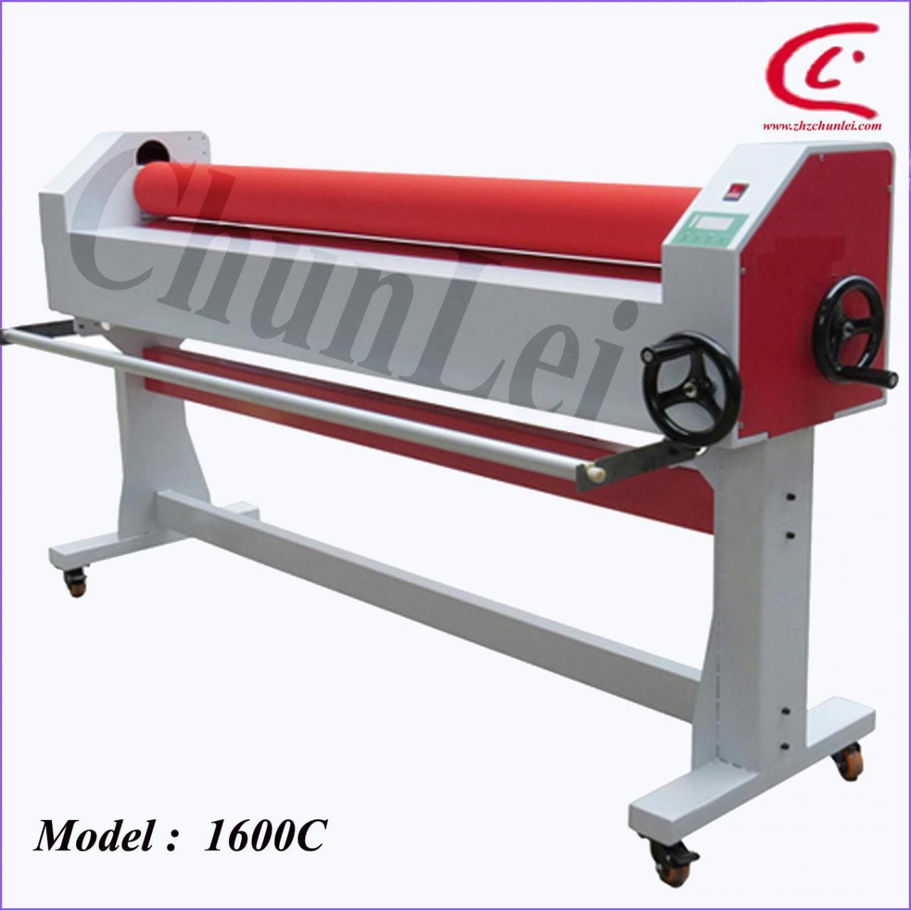 1600mm Manual Cold Laminator