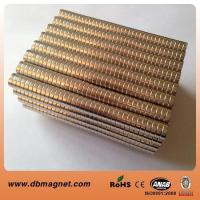 Cheap Super Strong Sintered Disc NdFeB Magnets wholesale
