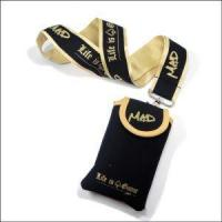 Buy cheap Useful Phone Holder Bag Personalised Satin Neck Strap from wholesalers