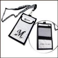 Buy cheap Fashion Nylon Passport Pouch Holder Neck Lanyard for Sale Gift from wholesalers