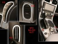 Cheap Dash Trim Kit-Interior-Polished or Brushed-Stainless Steel-9 Pieces-05-13 wholesale